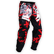 No Fear Spectrum Scratch Pants - Black-Red